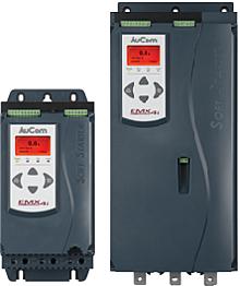 Aucom soft starter serie EMX4 sigma motion
