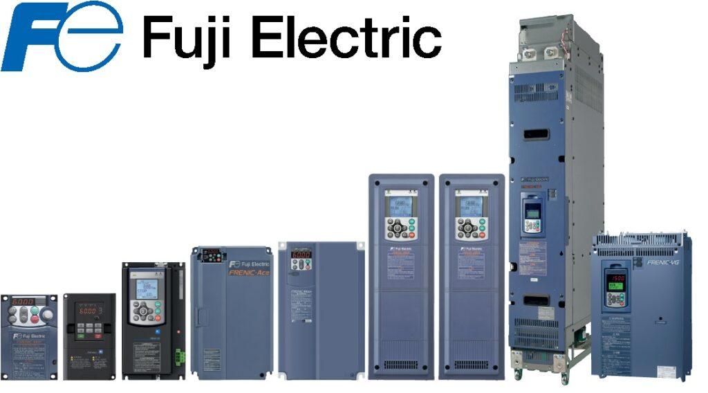 FUJI ELECTRIC inveretr - Sigma Motion