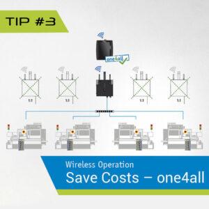 Pannello Operatore Wireless con Safety Integrata - Sigmatek Italia